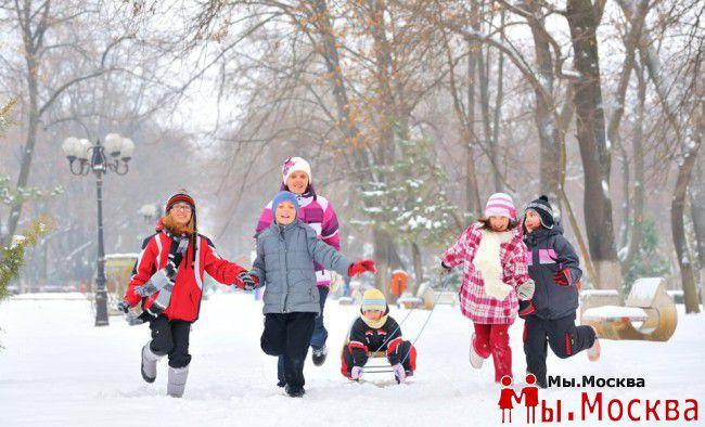 Зимнее возвращение «Московской смены»